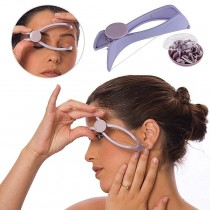 Face And Body Hair Threading System