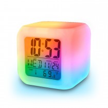 Color Table Alarm Clock