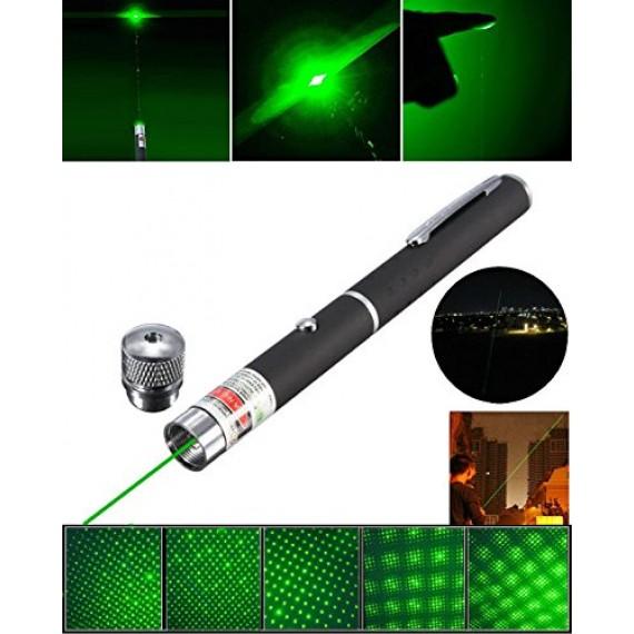 High Beam Laser 5MW Green Laser Pointer Pen