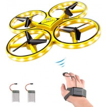 Hand Gesture Controlled Drone