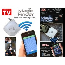 Magic Finder Tracking Device Key Chain