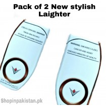 Pack of 2 New Sylish Lighter