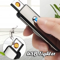 Pack of 2 Usb Rechargeable Lighter