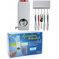 Wall Mounted Toothpaste Dispenser Squeezer