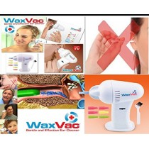 WaxVac Vacuum Ear Cleaning