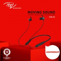 Itel Sport Wireless Earphones-IEB-52