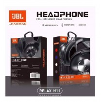JBL Stereo Headphone Relex H-11