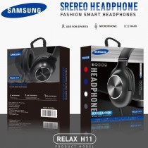 SAMSUNG Stereo Headphone Relex H-11