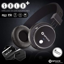 Space SOLO PLUS Wireless On-Ear Headphone SL-600