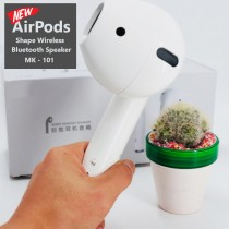 Airpods Shape Wireless Bluetooth Speaker MK-101