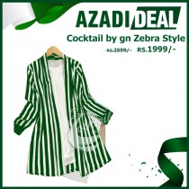 Azadi Deal Cocktail by gn Zebra Style