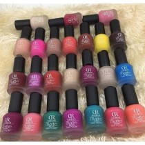 CR Matt Nail Paints 24Pcs Box