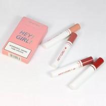 Heng Feng 4Pcs Cigratee Lipsticks Box
