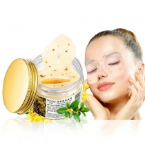 Original Bio Aqua Gold Osmanthus Eye Mask Pads