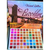 Varied Queen Brooklyn 70 Colour Eyeshadow