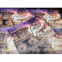 Varied Queen Vitata Temple 70 Colour Eyeshadow