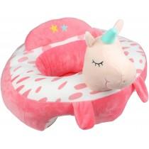 Alpacasso Infant Safe Sitting Chair Plush Soft Seat
