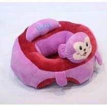 Baby Kids Support Cute Cartoon Soft Chair Monkey Seat
