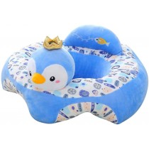 Baby Sofa Seat Cover Cartoon Plush Soft Seat