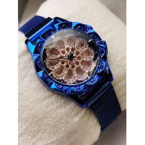 Fancy Women Magnetic Watch