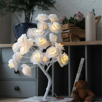 Flowers LED Table Lamp