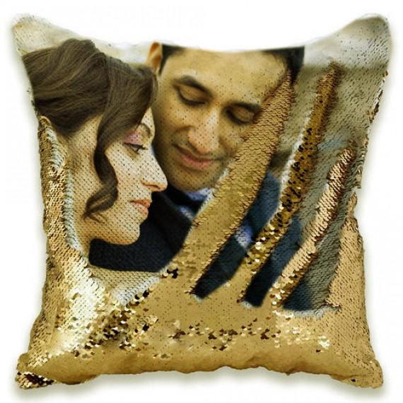 Personalized Photo Magic Cushion