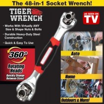 Tiger Wrench Multi-Function 48 in 1 Tool