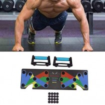 The Fitness Pushup Board