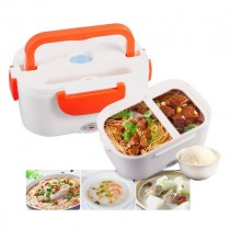 2 in 1 Electric Lunch Box RB-341