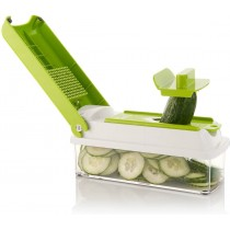 Nicer Dicer Plus compact 7-piece dicing set Vegetable RB-392