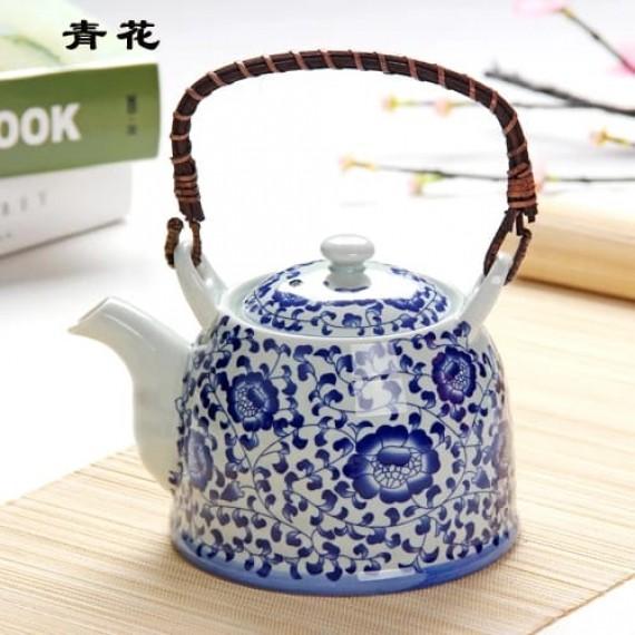 Imported Ceramic Serving Tea Pot