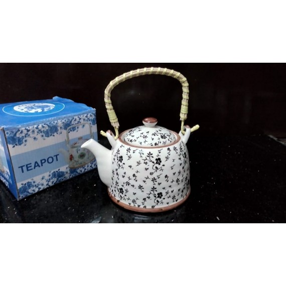 Imported Ceramic Serving Tea Pot RB-389