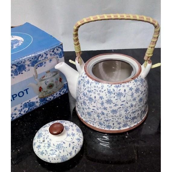 Imported Ceramic Serving Tea Pot RB-399