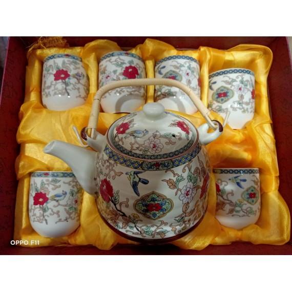 Imported Textured Tea Set RB-386