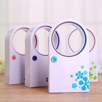 Portable Air Conditioner Blade-Less Fan No Leaf