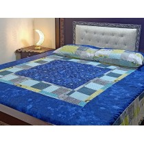 New Embroidered 3pc Bedsheets RB-739