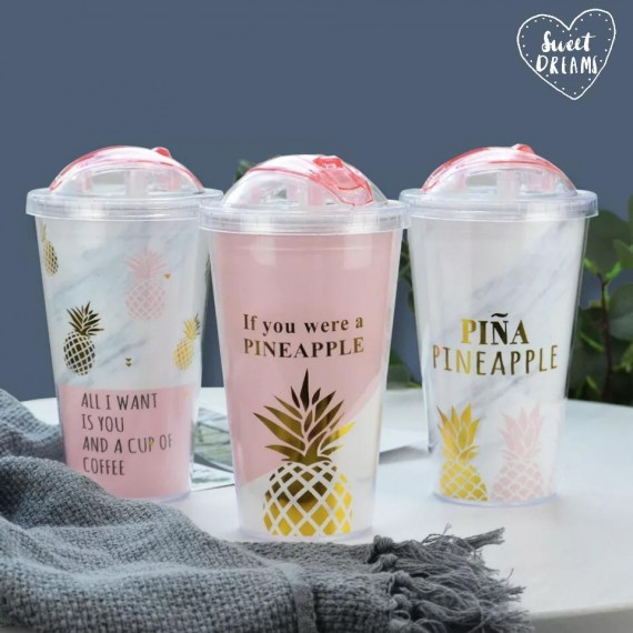 New Sipper Mugs Portable Water Bottles