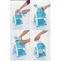 Plastic Manual Ice Crusher