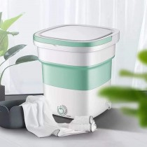 Portable Mini Washing Machine Foldable