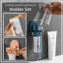 Toothpaste Holder Set