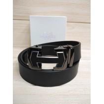 Men's Imported Leather Auto Lock Belt BLT-054