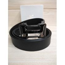 Men's Imported Leather Auto Lock Belt BLT-056