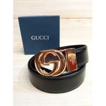 Men's Imported Leather Auto Lock Belt BLT-068