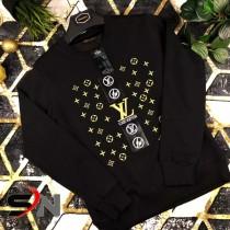 LV Print Style Summar  T-Shirt