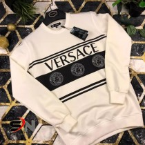 Versace Print Style Summer T-Shirt White