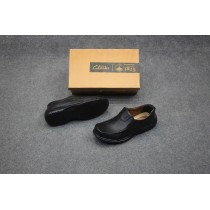 Leather Clarks Shoes