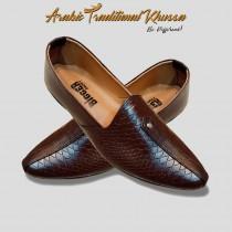 Arabic Traditional Khussa For Men SPB-071