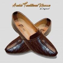 Arabic Traditional Khussa For Men SPB-073