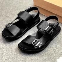 Clarks Side Strap Men's Sandal Black