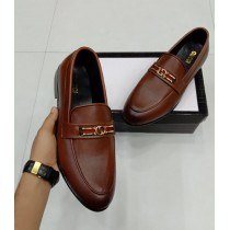 Gucci Men's Cut Shoes LW-6015